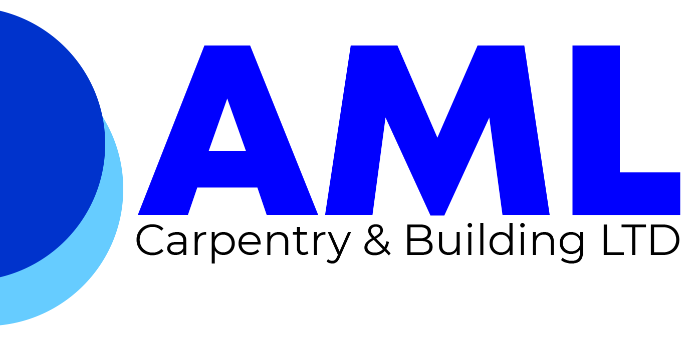 AML Carpentry and Building Logo